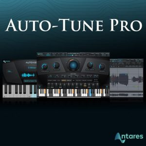 Antares AutoTune Pro Crack 9.1.1 With Serial Key 2021 Download
