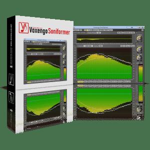 Voxengo Soniformer v3.12 Crack Mac Full Version Download