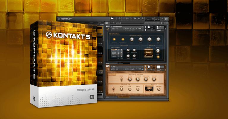 Native Instruments Kontakt Crack 6 v6.4.2 Full Version FreeNative Instruments Kontakt Crack 6 v6.4.2 Full Version Free