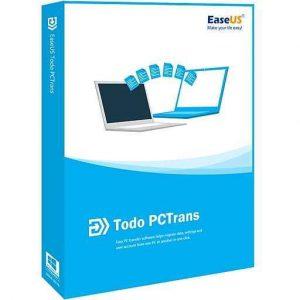 EaseUS Todo PCTrans Pro Crack 12.2 Latest 2021 Download