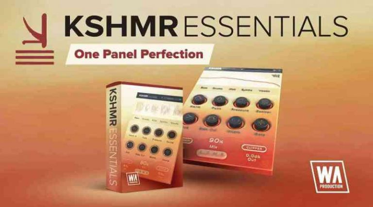 KSHMR Essentials VST Crack Mac & Win + Torrent 2021 Download